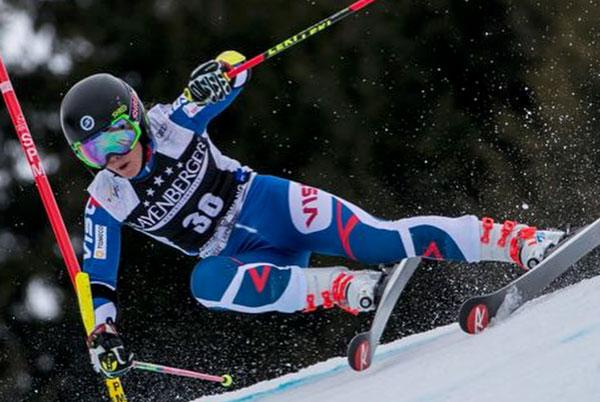 Анастасия Романова получила серьезную травму во время тренировки на горных лыжах 1