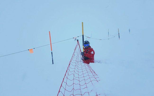 Энгельберг сообщил о рекордном количестве снега 1