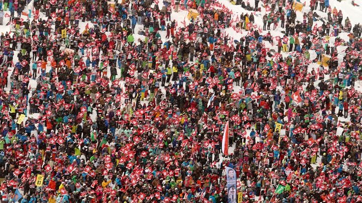 FIS изменила правила альпийской комбинации 1