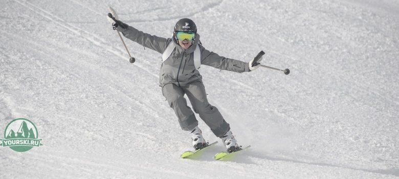 Любовь к цепким лыжам. 1