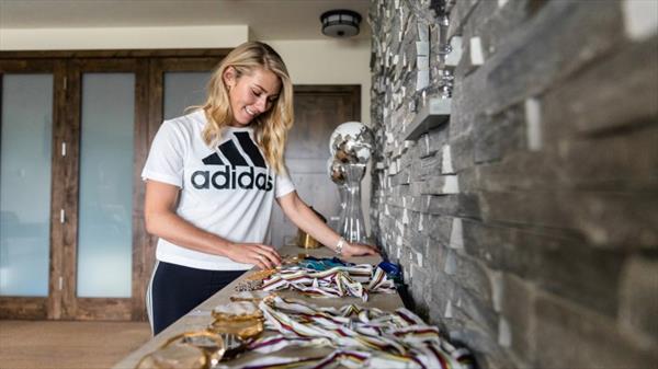 Микаэла Шиффрин будет рекламировать Adidas 1