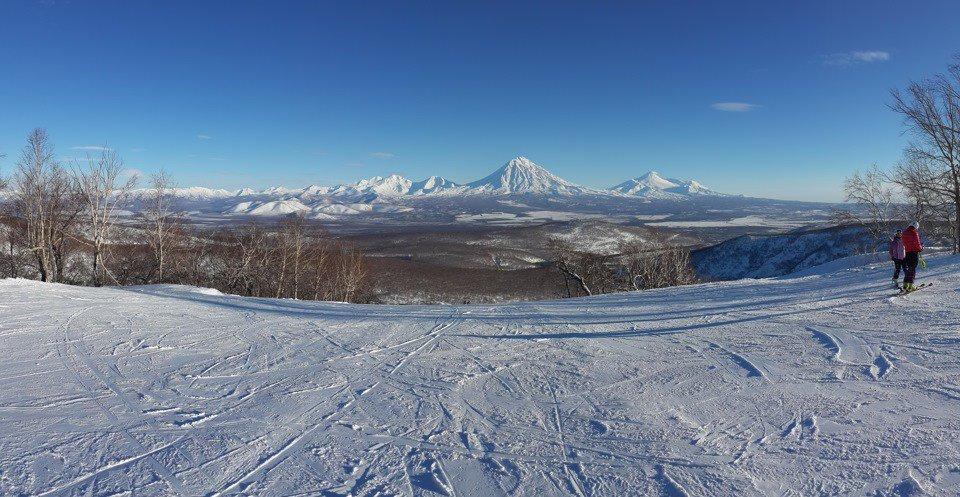 Морозная гора 9