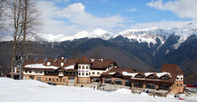 Лучшие горнолыжные курорты России 1