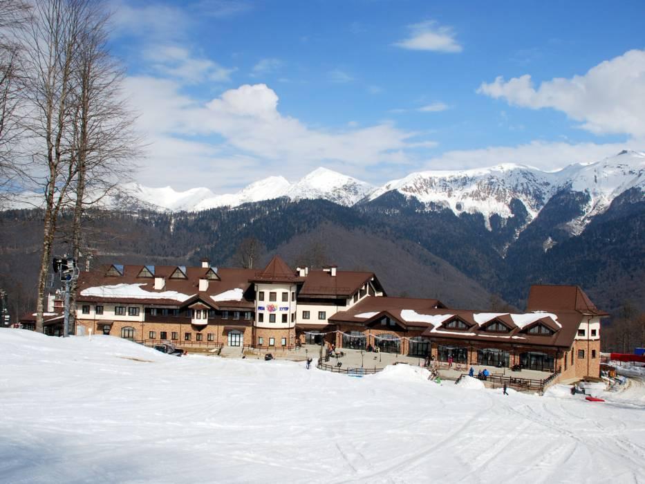 Лучшие горнолыжные курорты России 2