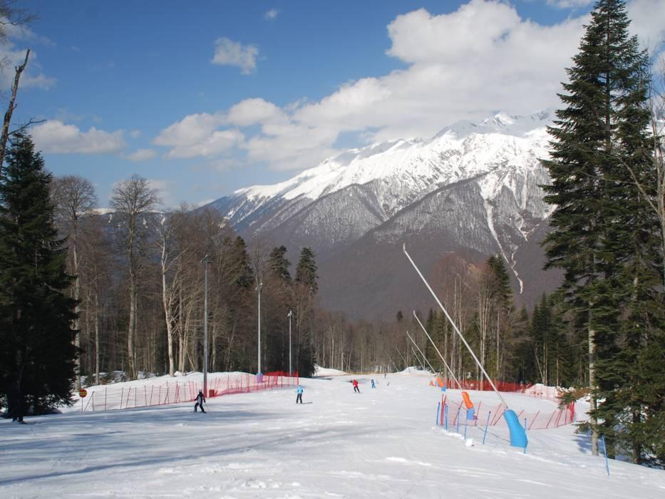 Газпром Лаура — Эсто-Садок Сочи 3