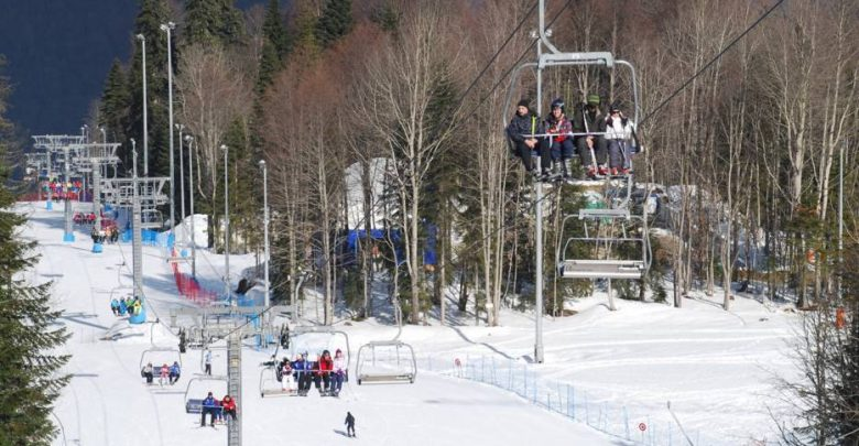 Газпром Лаура — Эсто-Садок Сочи 1