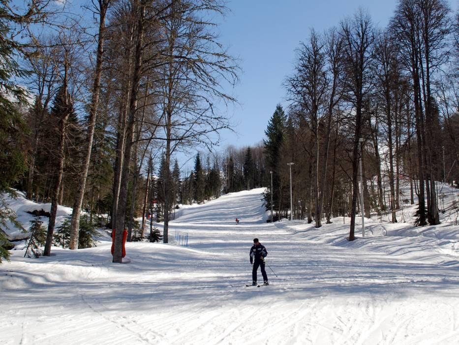 Газпром Лаура — Эсто-Садок Сочи 17