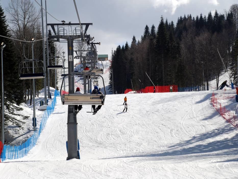 Газпром Лаура — Эсто-Садок Сочи 4