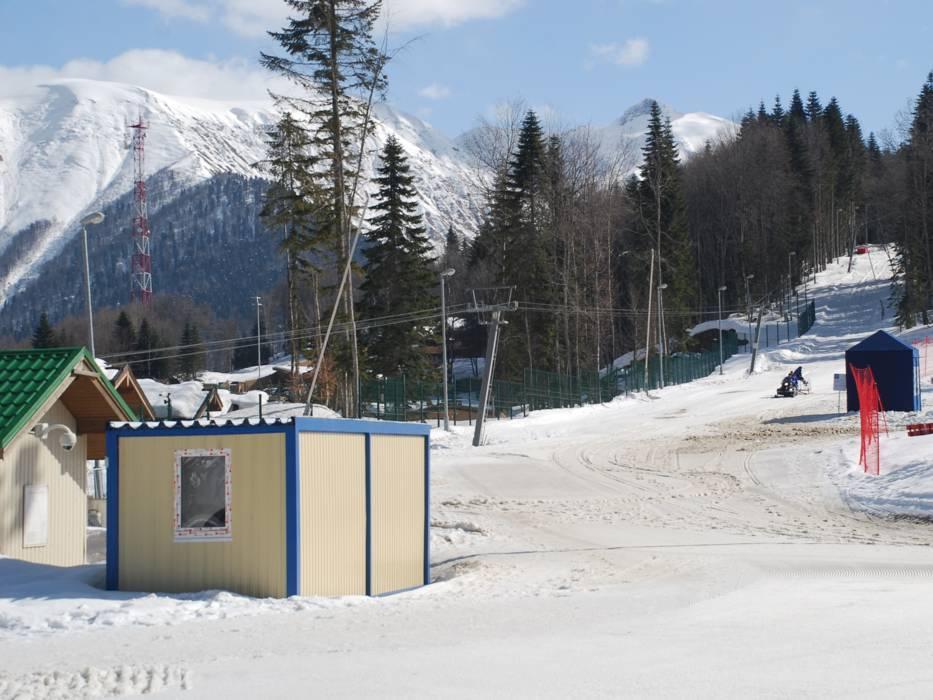 Газпром Лаура — Эсто-Садок Сочи 23