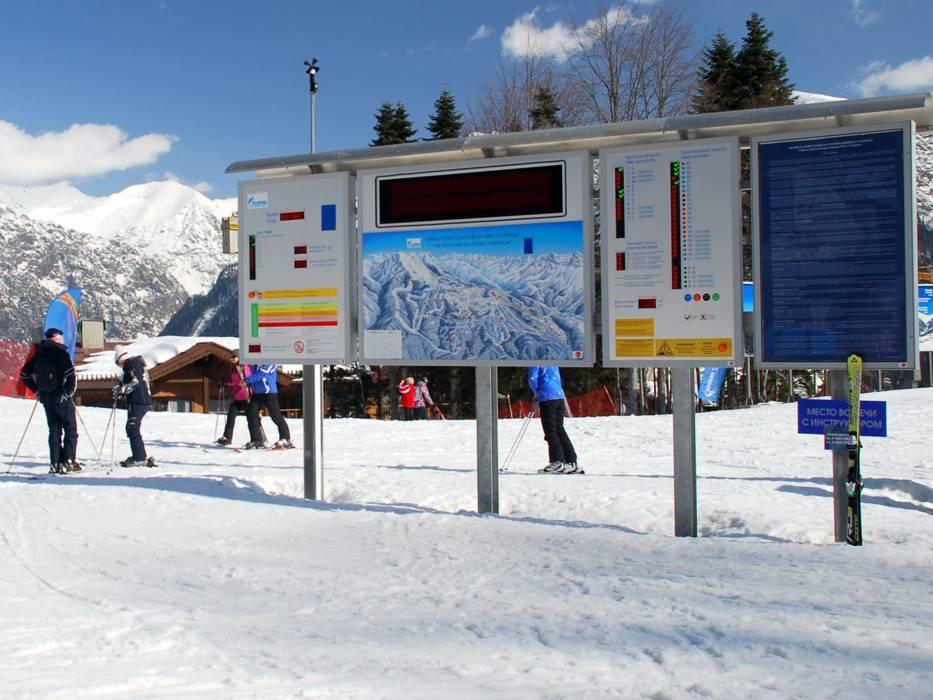 Газпром Лаура — Эсто-Садок Сочи 9