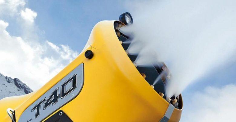 В Гудаури заработает новейшая система искусственного оснежения. 1