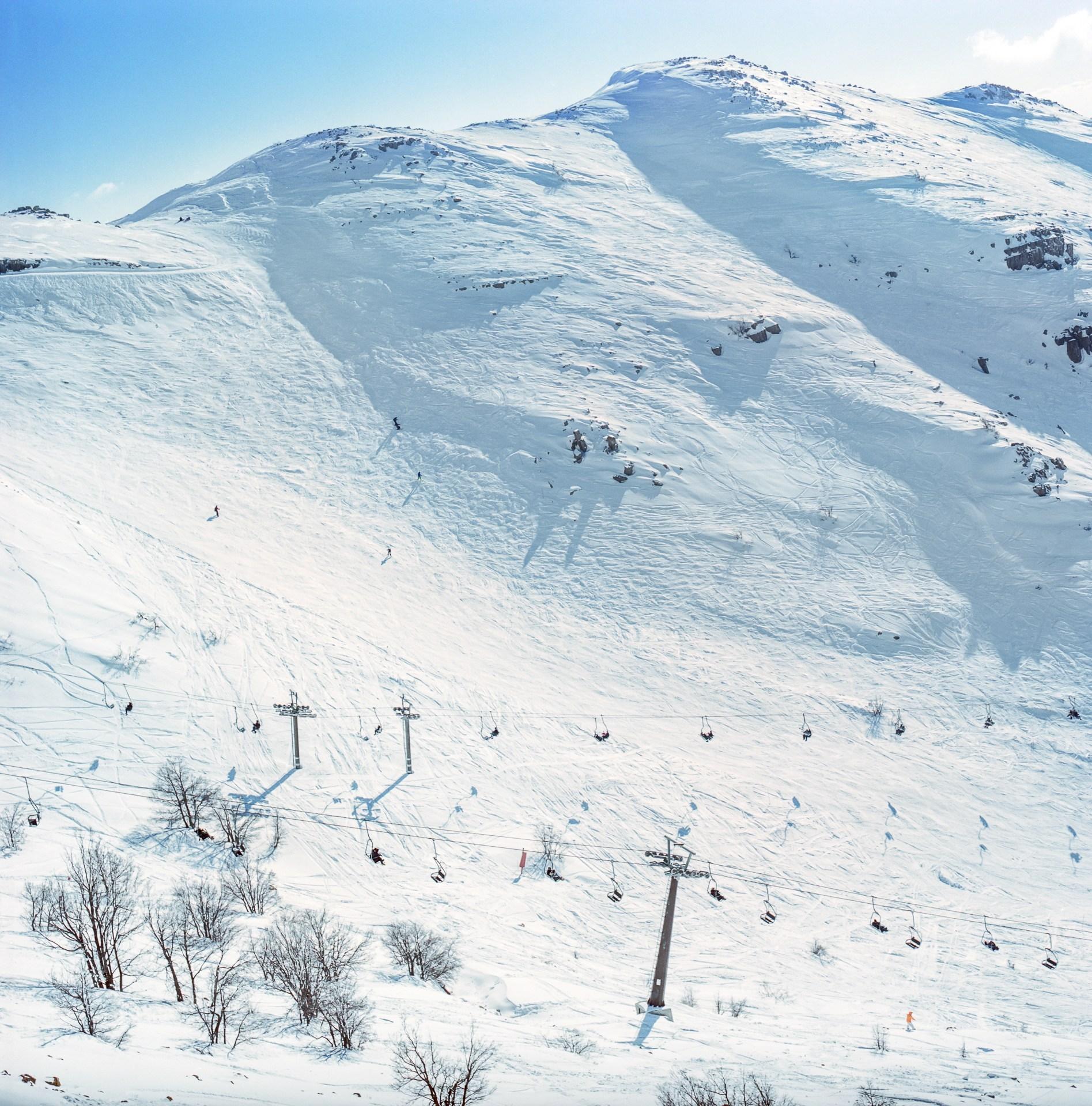 Горнолыжный курорт Mount Hermon – Neve Ativ 2