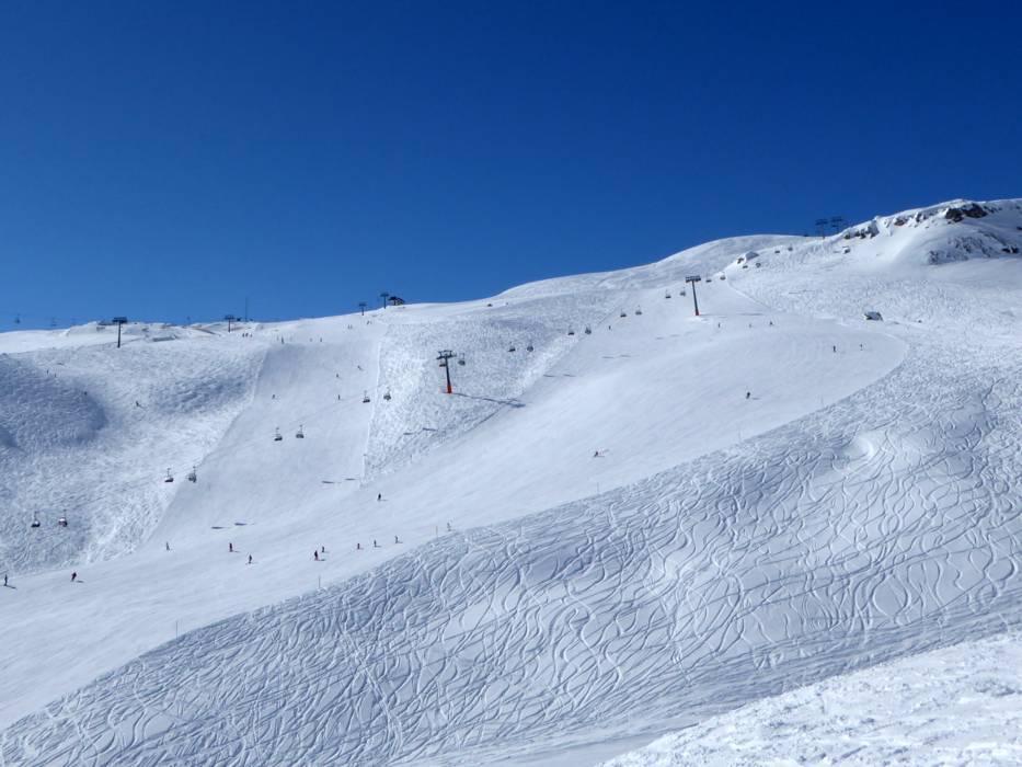 Горнолыжный курорт St. Moritz – Corviglia 2