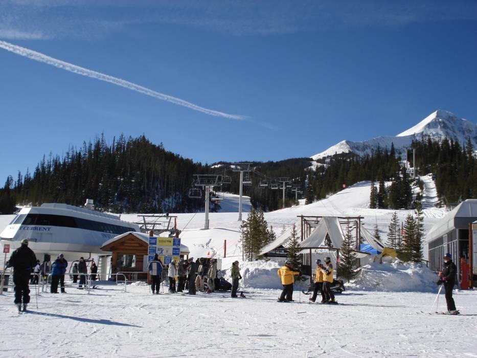 Горнолыжный курорт Big Sky Resort 4