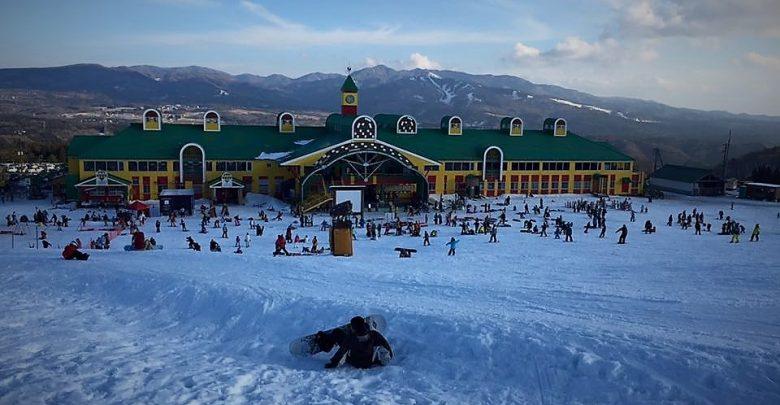 Горнолыжный курорт Takasu Snow Park 1