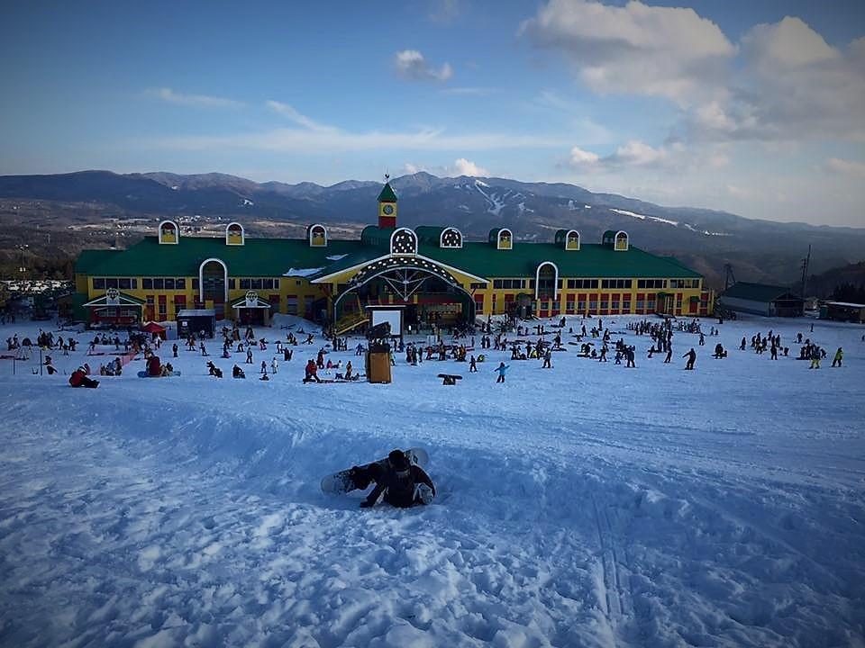 Горнолыжный курорт Takasu Snow Park 2