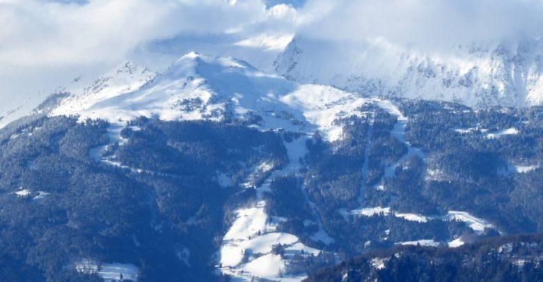 Горнолыжный курортRosskopf (Monte Cavallo) – Sterzing (Vipiteno) 1