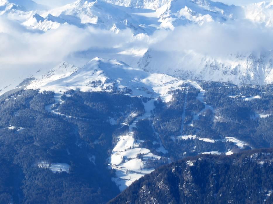 Горнолыжный курортRosskopf (Monte Cavallo) – Sterzing (Vipiteno) 2