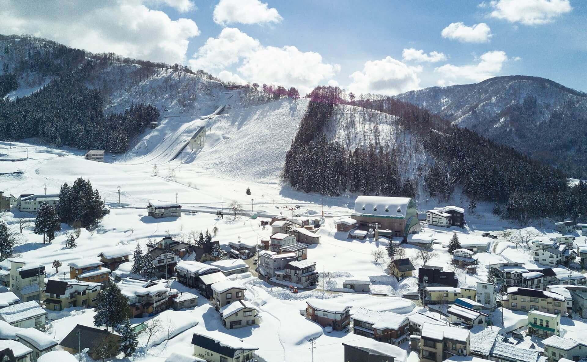 Горнолыжный курорт Nozawa Onsen 2
