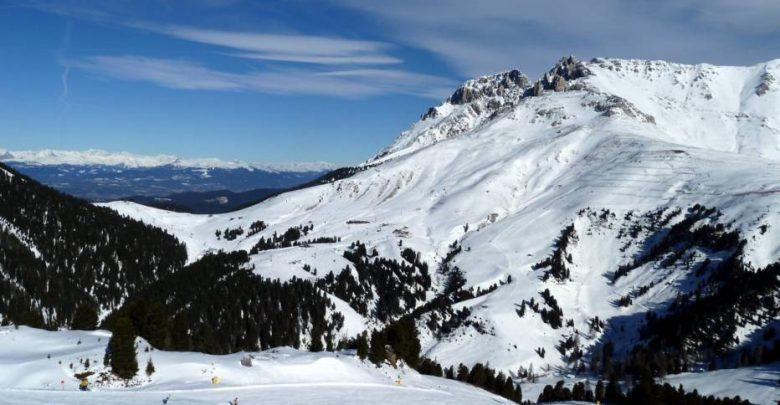 Горнолыжный курорт Latemar – Obereggen/Pampeago/Predazzo 1