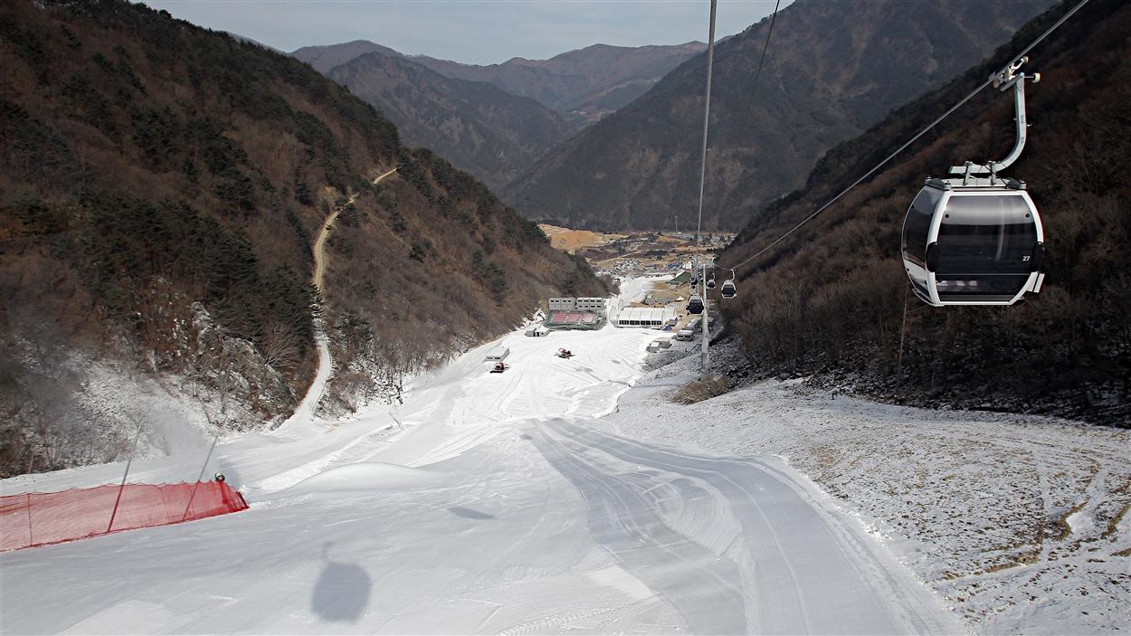 Горнолыжный курорт Jeongseon Alpine Centre 3
