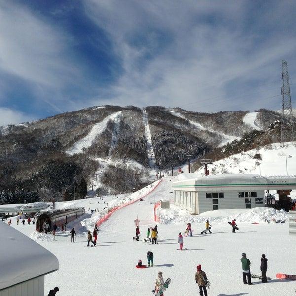 Горнолыжный курорт Takasu Snow Park 3