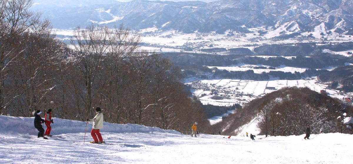Горнолыжный курорт Nozawa Onsen 3