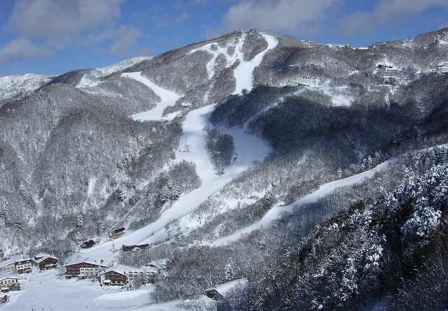 Горнолыжный курорт Shiga Kogen Mountain Resort 6