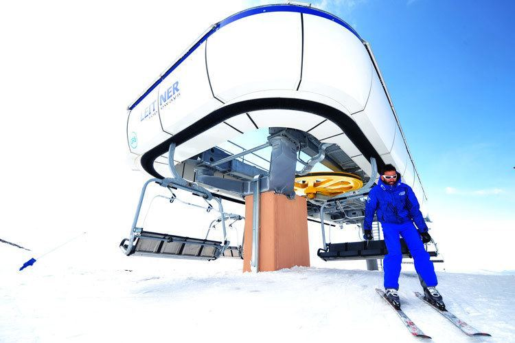 Горнолыжный курорт Konakli (Ejder 3200 World Ski Center) 4