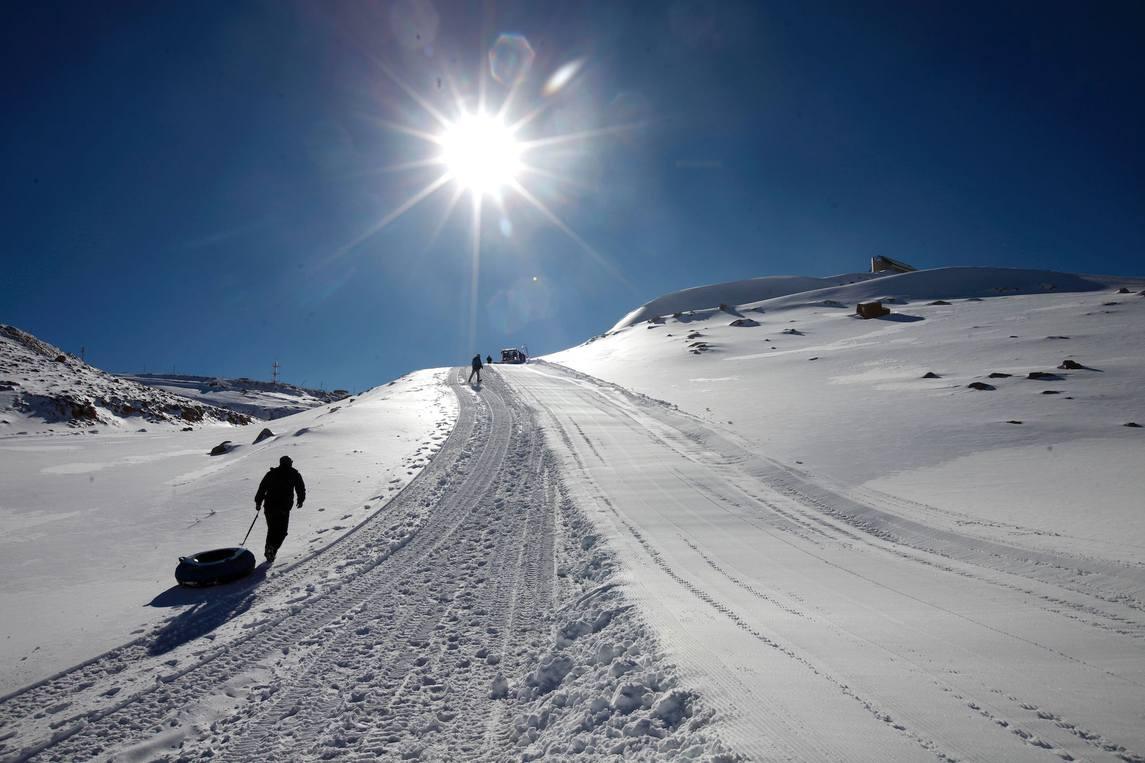 Горнолыжный курорт Mount Hermon – Neve Ativ 5
