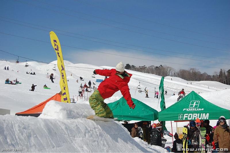 Горнолыжный курорт Takasu Snow Park 4
