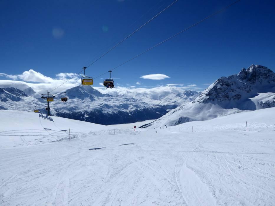 Горнолыжный курорт St. Moritz – Corviglia 7