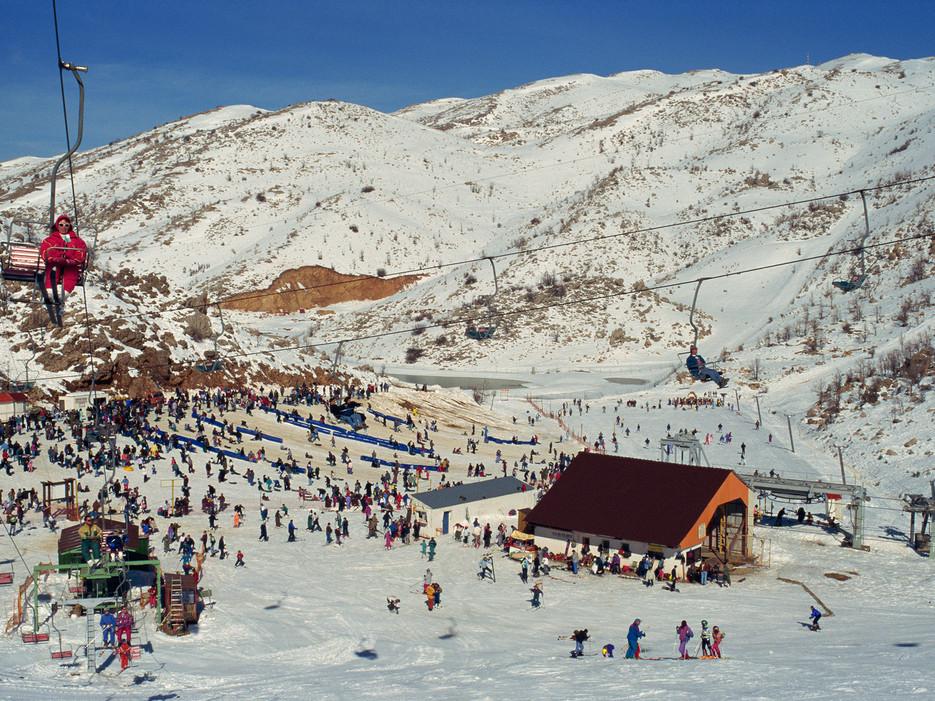 Горнолыжный курорт Mount Hermon – Neve Ativ 6