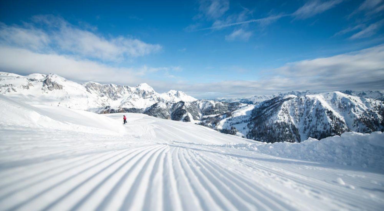 Горнолыжный курорт Mount Hermon – Neve Ativ 7