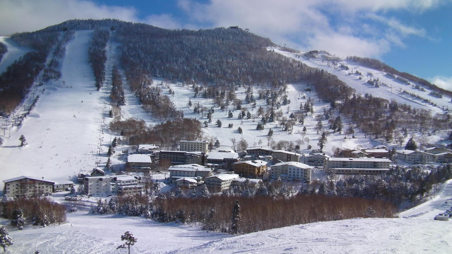 Горнолыжный курорт Shiga Kogen Mountain Resort 3