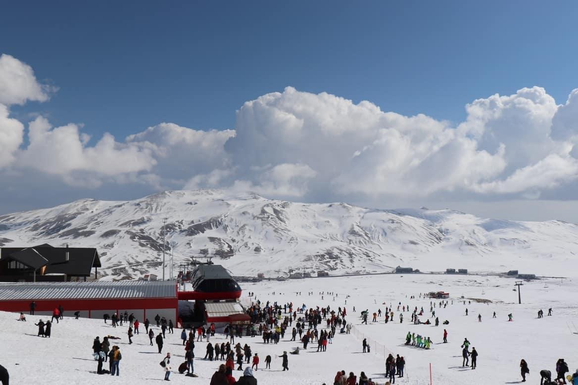 Горнолыжный курортErciyes — Kayseri 7