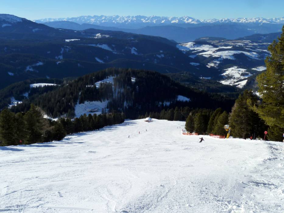 Горнолыжный курорт Latemar – Obereggen/Pampeago/Predazzo 6