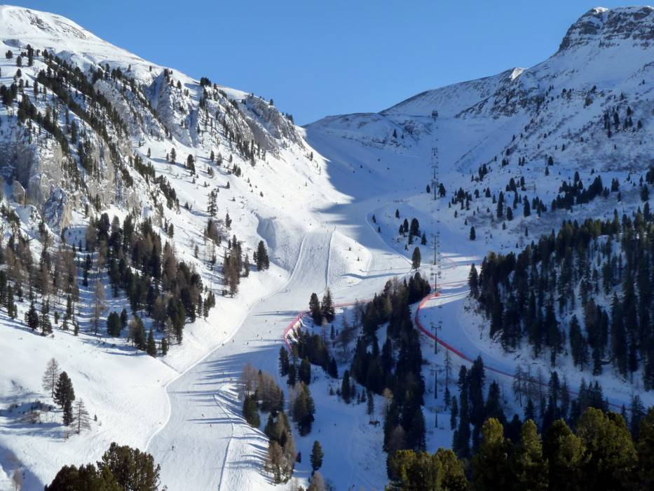 Горнолыжный курорт Latemar – Obereggen/Pampeago/Predazzo 4