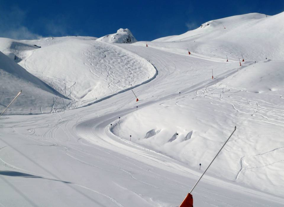 Горнолыжный курорт Ischgl/Samnaun – Silvretta Arena 2