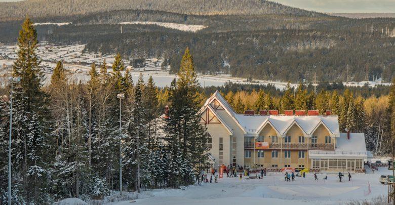 Горнолыжный курорт «Белая гора» 1