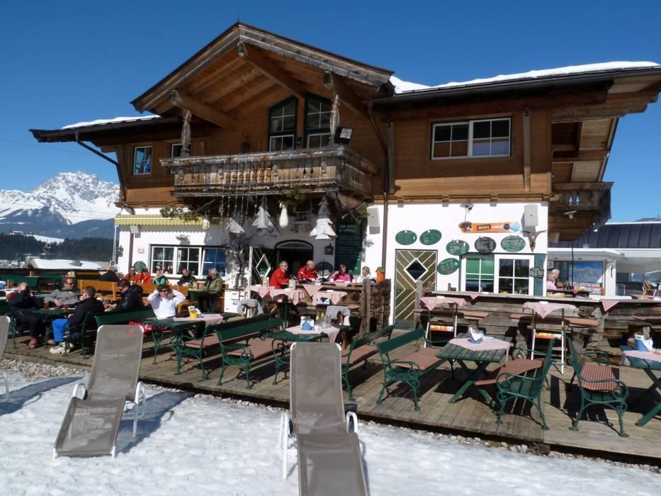 Горнолыжный курорт St. Johann in Tirol/Oberndorf – Harschbichl 7