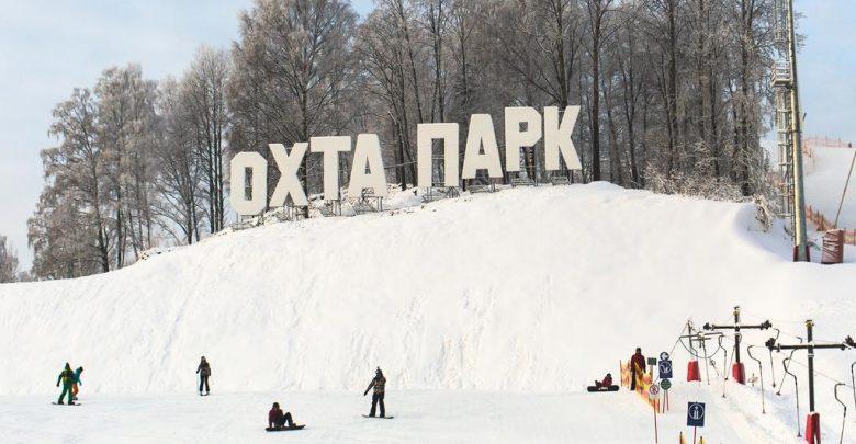 Курортный отель «Охта Парк» 1