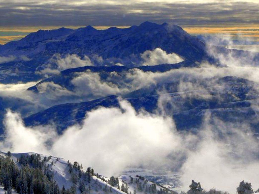 Горнолыжный курортPowder Mountain 3