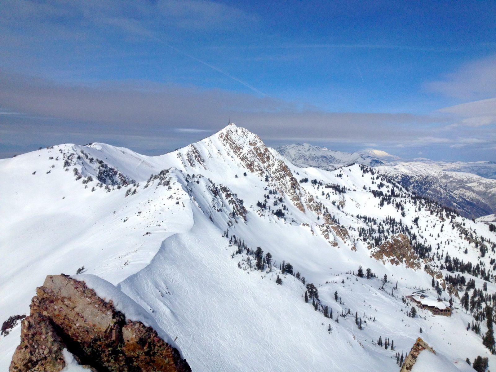 Горнолыжный курортPowder Mountain 5