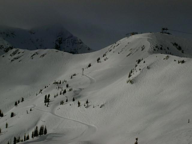 Горнолыжный курорт Snowbird 3
