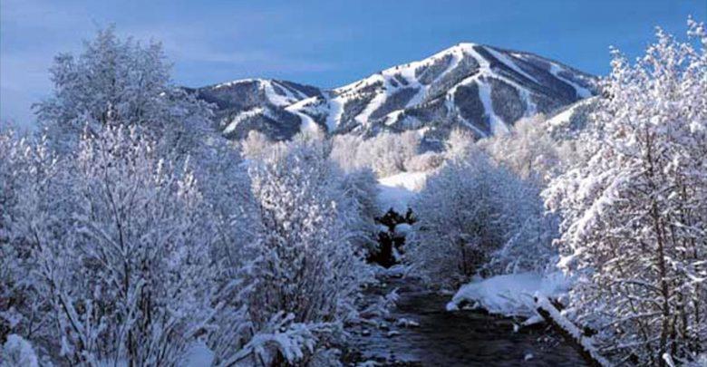 Горнолыжный курорт Bald Mountain – Sun Valley 1