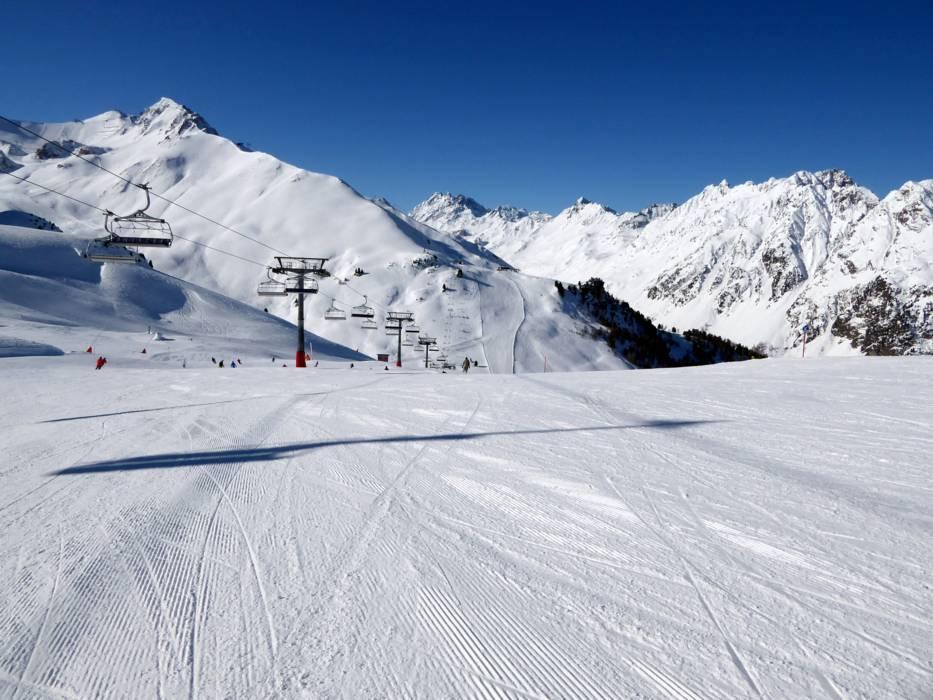 Горнолыжный курорт Ischgl/Samnaun – Silvretta Arena 4