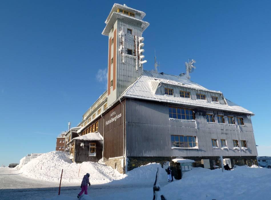Горнолыжный курортFichtelberg – Oberwiesenthal 6