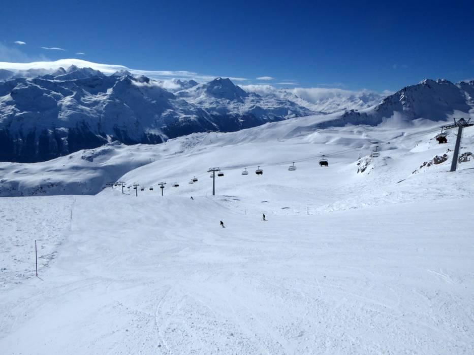 Горнолыжный курорт St. Moritz – Corviglia 4
