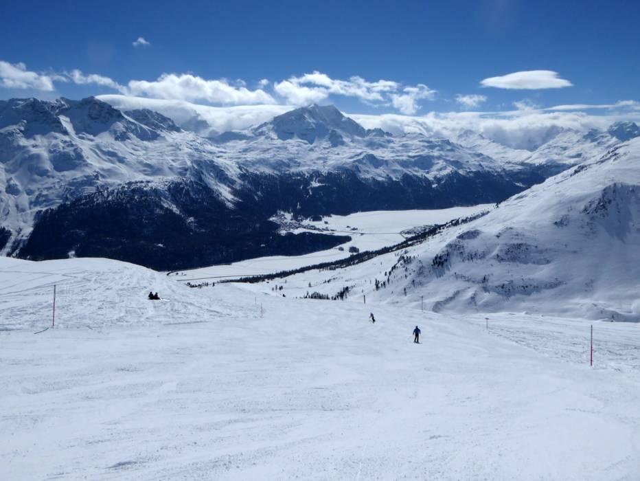 Горнолыжный курорт St. Moritz – Corviglia 5